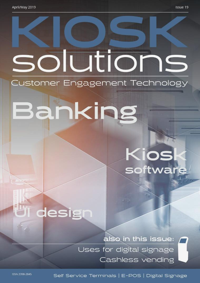 Kiosk Solutions Issue 19
