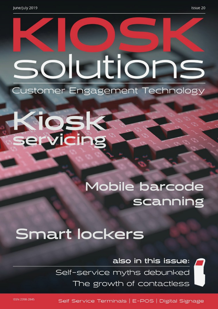 Kiosk Solutions Issue 20
