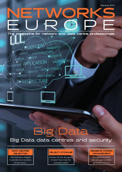 Networks Europe May/June 2016