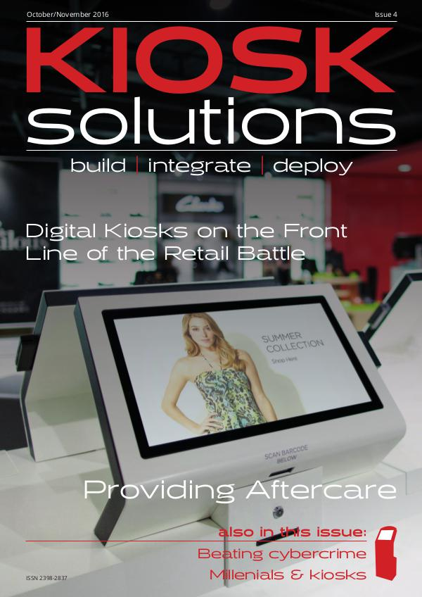 Kiosk Solutions Issue 4 | Joomag Newsstand
