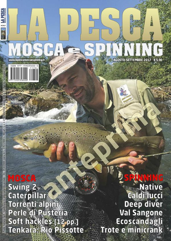 La Pesca Mosca e Spinning La Pesca Mosca e Spinning 4/2017