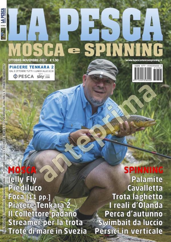 La Pesca Mosca e Spinning La Pesca Mosca e Spinning 5/2017