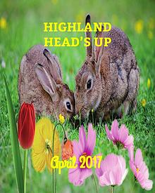 Highland Newsletter
