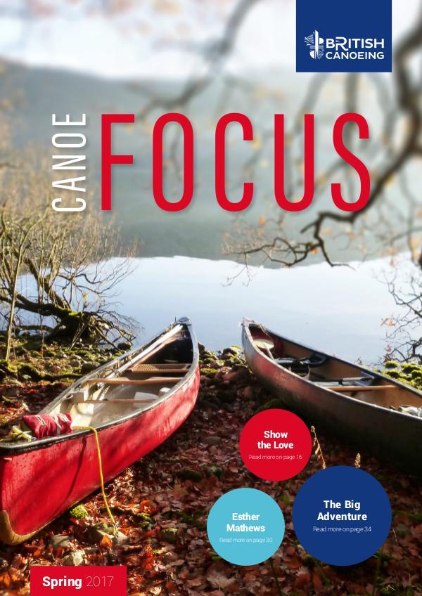 Canoe Focus Spring Edition