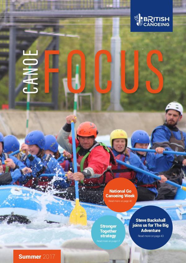 Canoe Focus Summer 2017