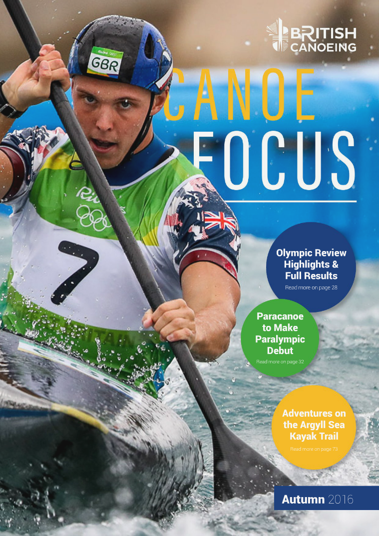 Canoe Focus Autumn 2016