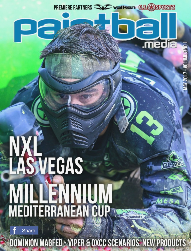 May 2017 Paintball.Media