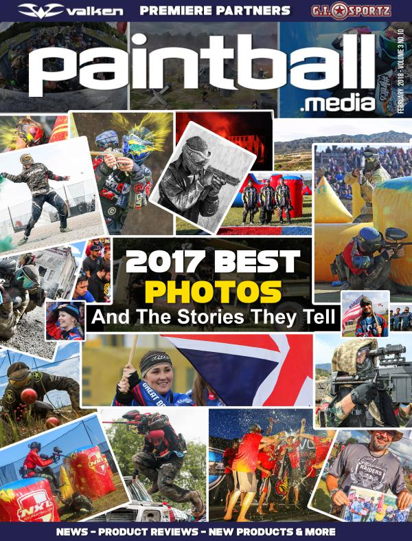 Paintball Magazine February 2018