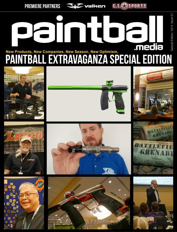 2018 Paintball Extravaganza Special Edition