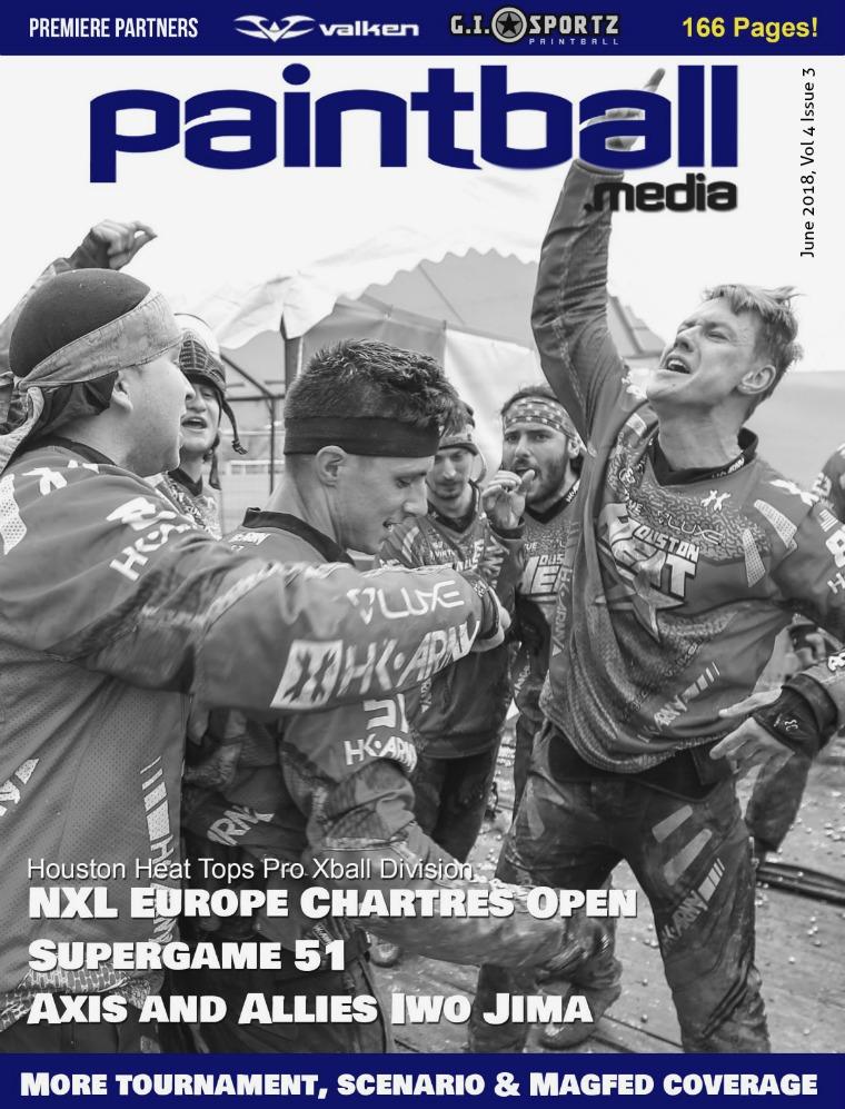 Paintball Magazine June 2018