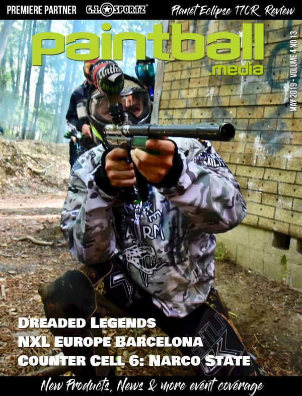 Paintball Media Magazine, May 2019