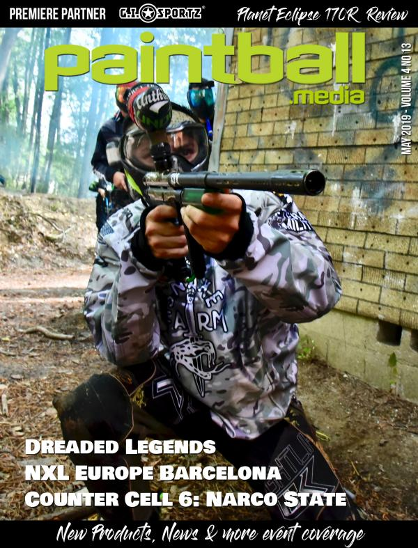 Paintball Magazine Paintball Media Magazine, May 2019
