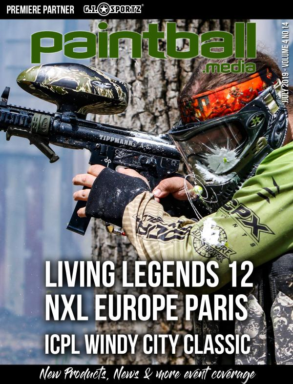 Paintball Media Magazine July 2019