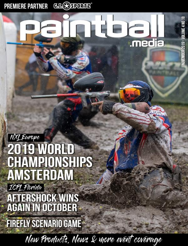 Paintball Magazine Paintball Magazine Nov 2019 Issue