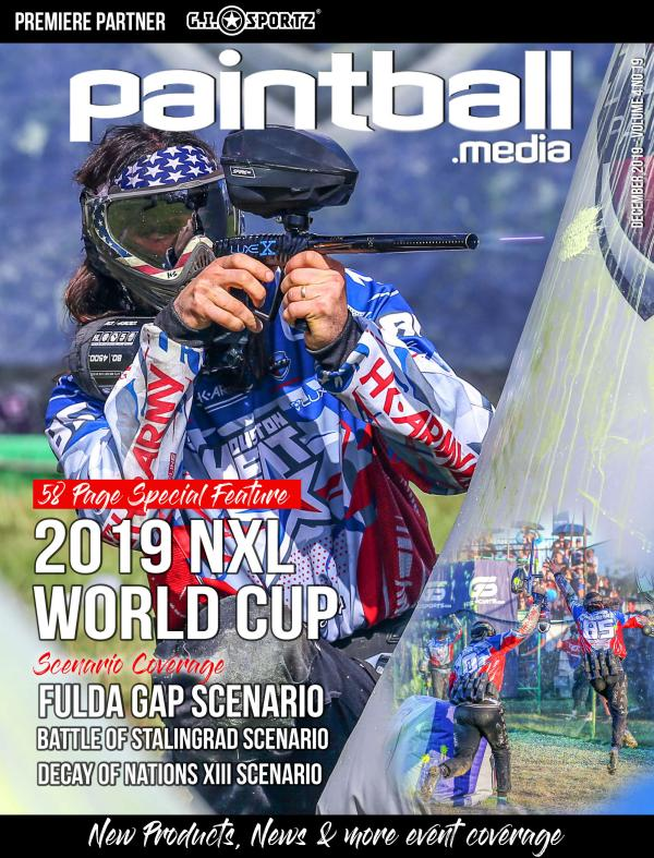 Paintball Magazine December 2019