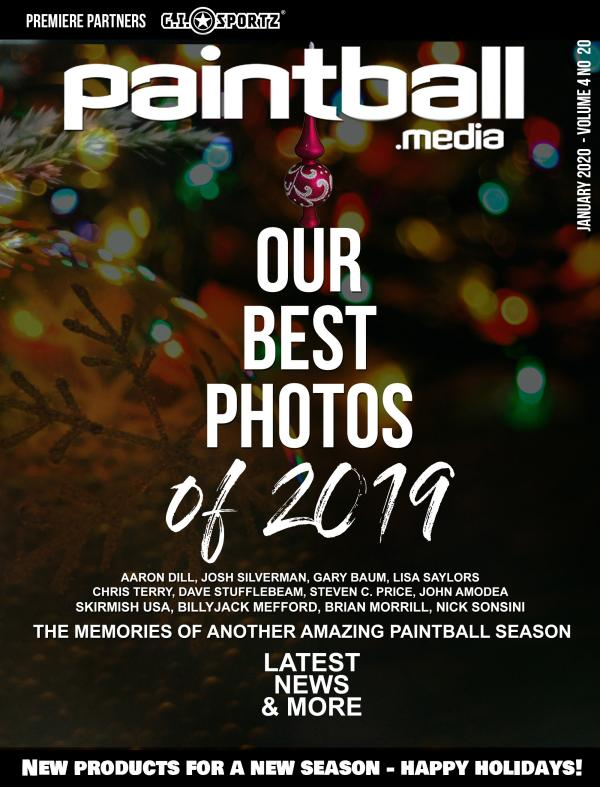 Paintball Magazine January 2020 Issue