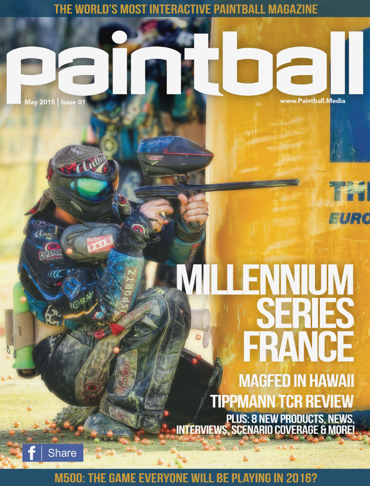 Premier Issue, May 2015