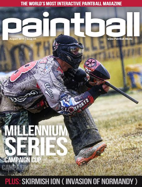 Paintball Magazine August 2015