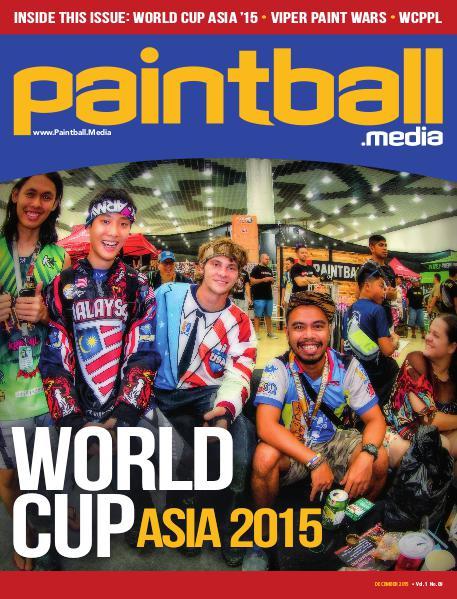 Paintball Magazine December 2015