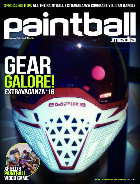 Paintball Extravaganza Special Edition