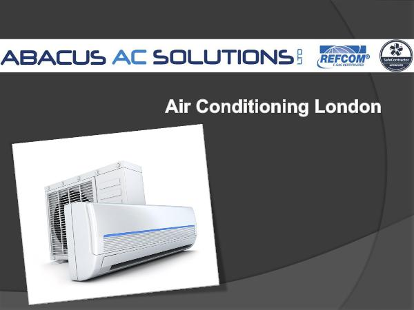 Abacus AC Solutions Ltd Air Conditioning London