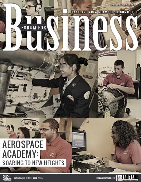 Forum For Business April, 2015