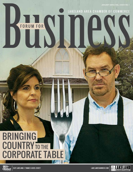 Forum For Business January 2015