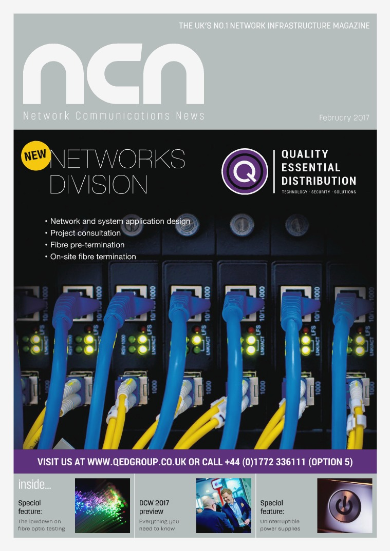 Network Communications News (NCN) February 2017