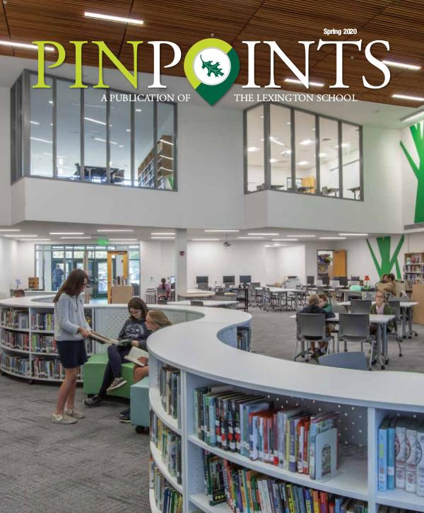 Pinpoints Pinpoints Magazine Spring 2020