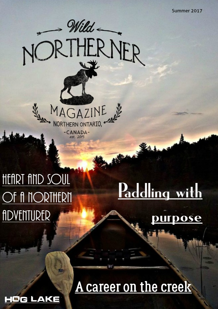 Wild Northerner Magazine Summer 2017