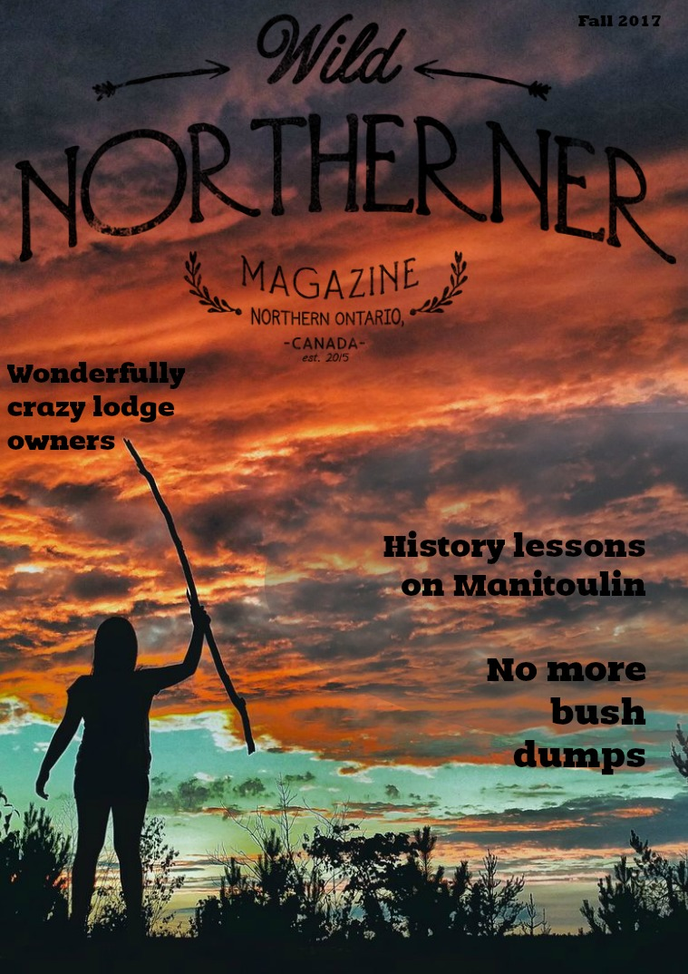 Wild Northerner Magazine Fall 2017