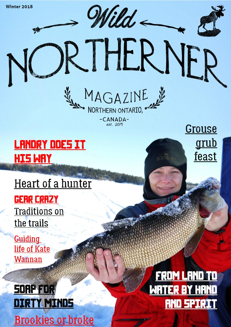 Wild Northerner Magazine Winter 2018