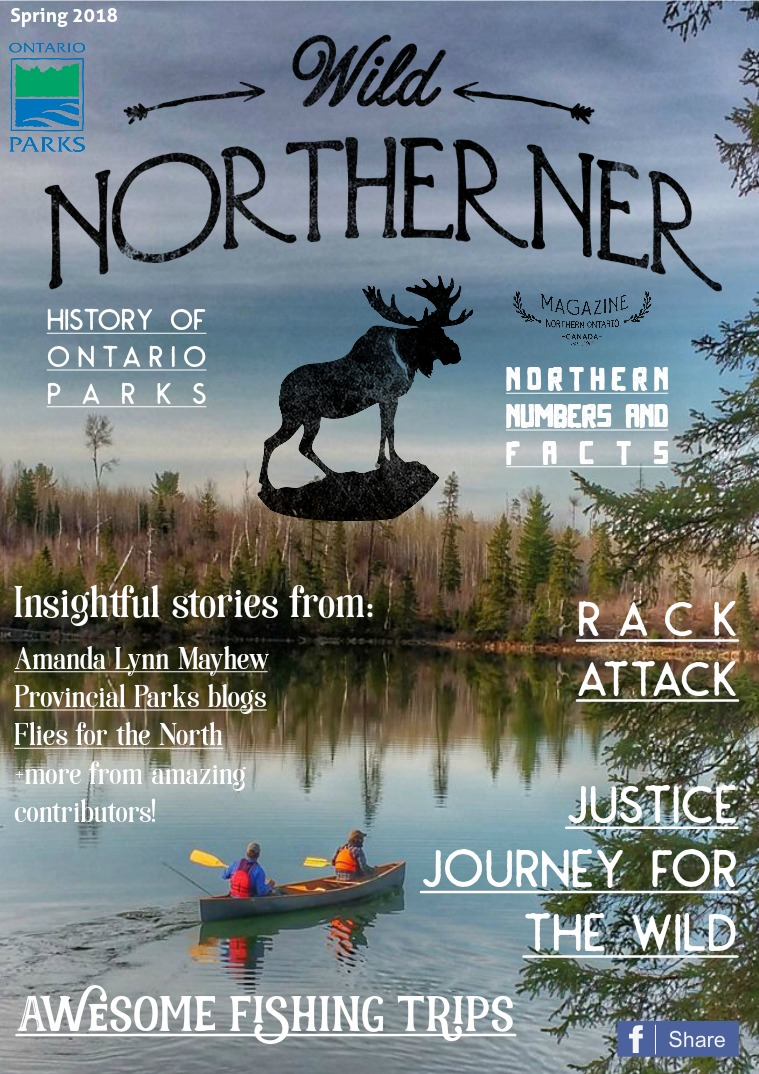 Wild Northerner Magazine Spring 2018