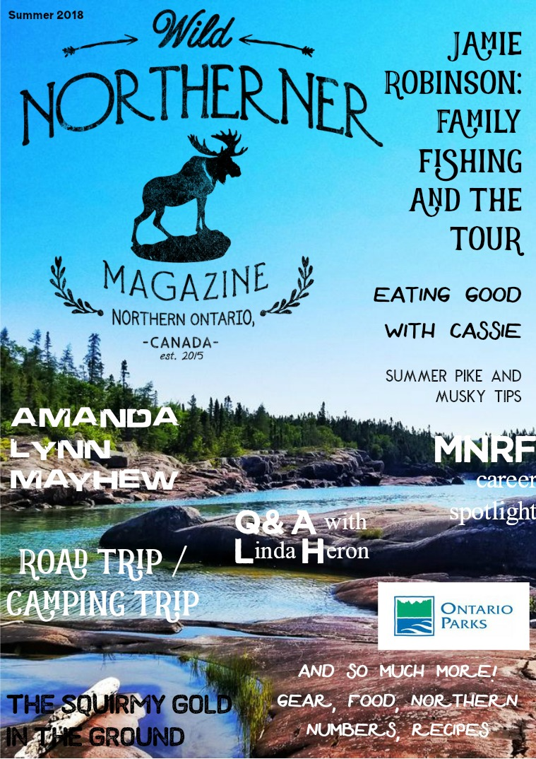 Wild Northerner Magazine Summer 2018