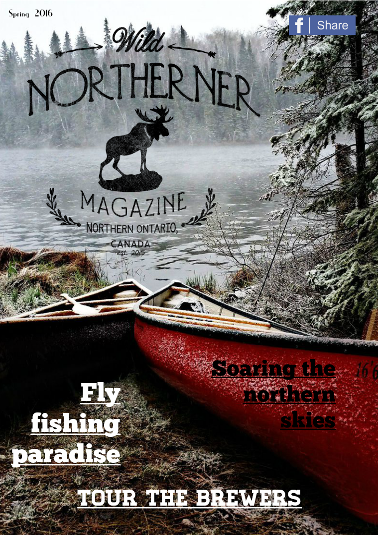 Wild Northerner Magazine Spring 2016