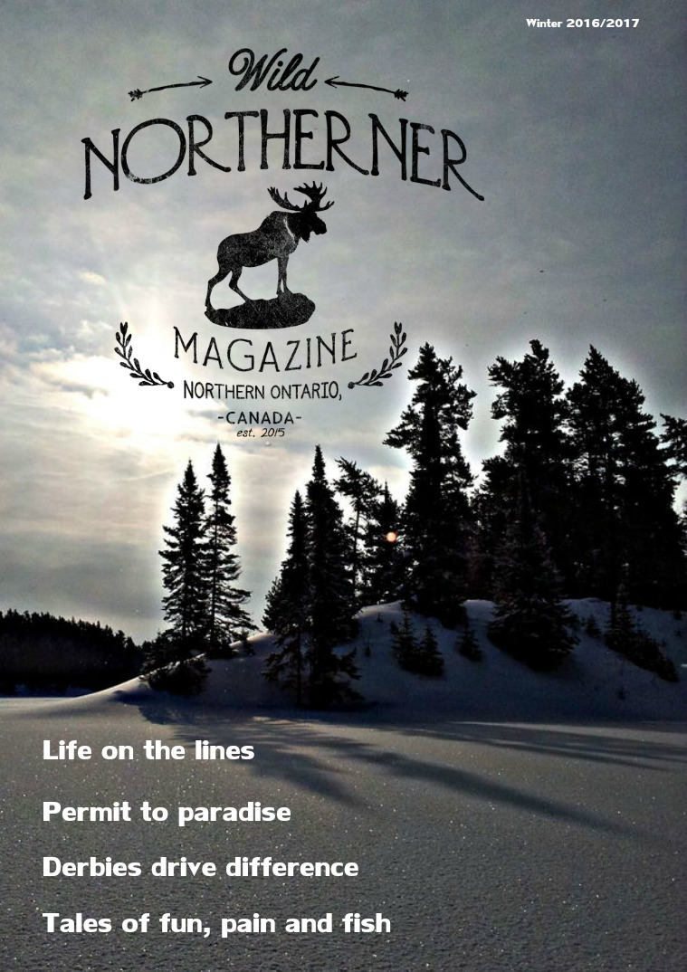 Wild Northerner Magazine Winter 2016/17