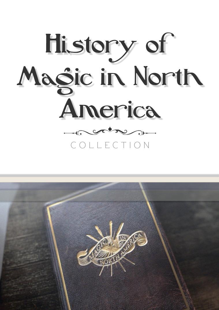 Pottermore History of Magic in North America