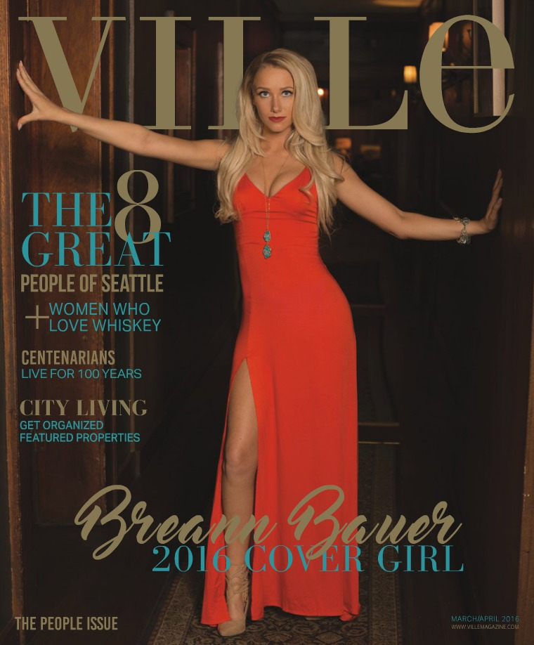 Ville Magazine l Insider Access for City Lifestyle Mar/Apr 2016 / People Issue