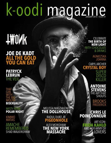 K-OODI Magazine January 2015, Issue 1