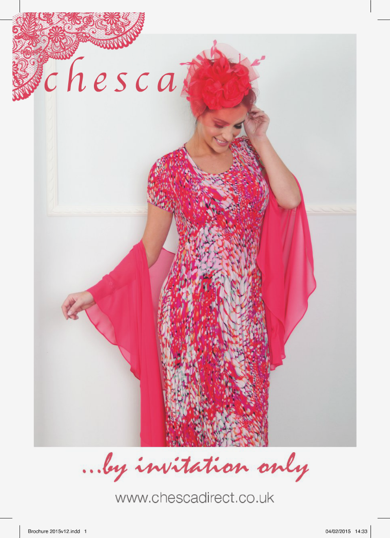 Chesca Spring Brochure 2015 - Spring Look Book 2015