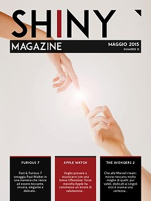 SHINY MAGAZINE ITA