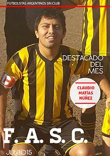 Futbolistas Argentinos Sin Club - Junio 2015