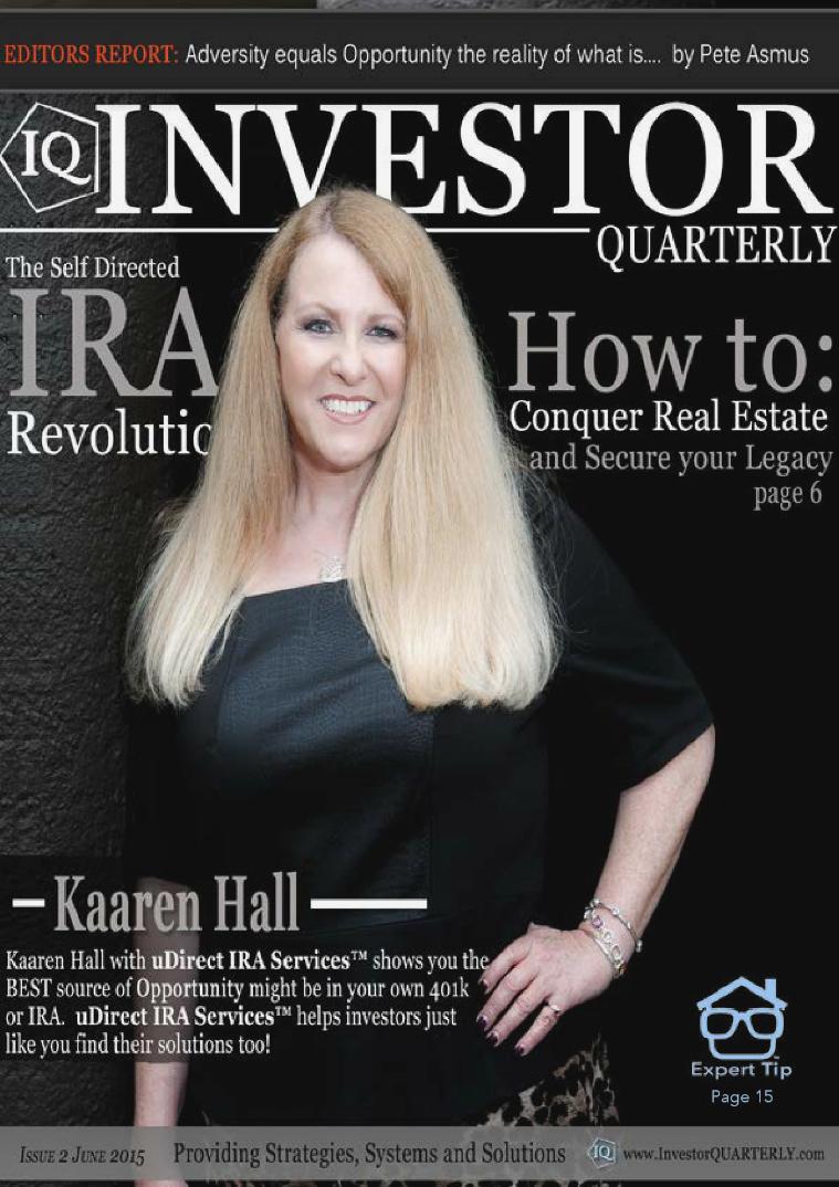 Investor Quarterly™ Issue 2 - June 2015