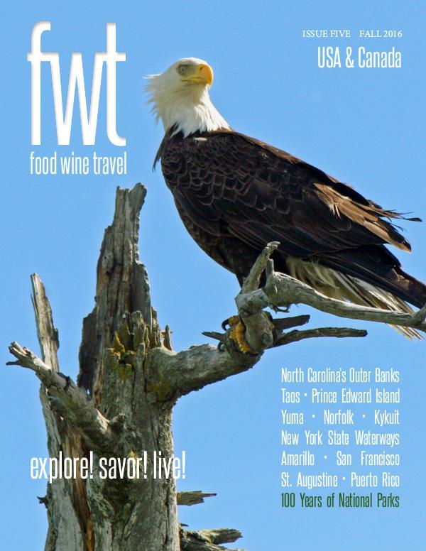 FWT Magazine Issue 5 Fall 2016