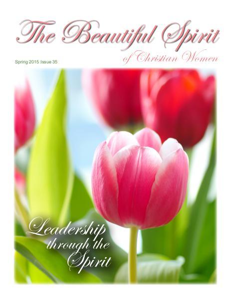 The Beautiful Spirit Magazine Spring 2015
