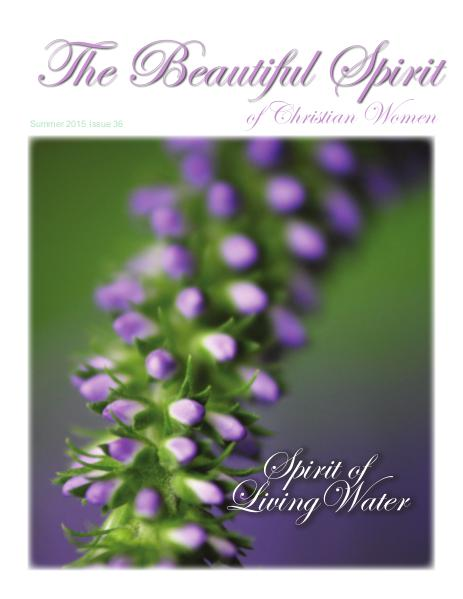 The Beautiful Spirit Magazine Summer 2015