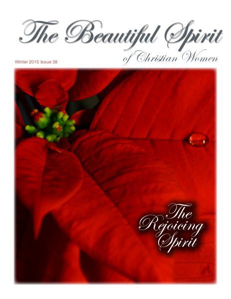 The Beautiful Spirit Magazine Winter 2015