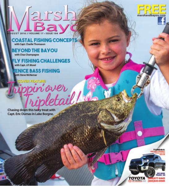 August 2016 Volume 17 • Issue 194