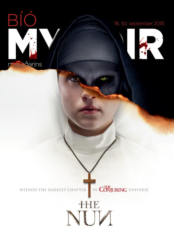 Myndir mánaðarins September 2018 tbl. 296 BR-DVD-VOD-Tölvuleikir