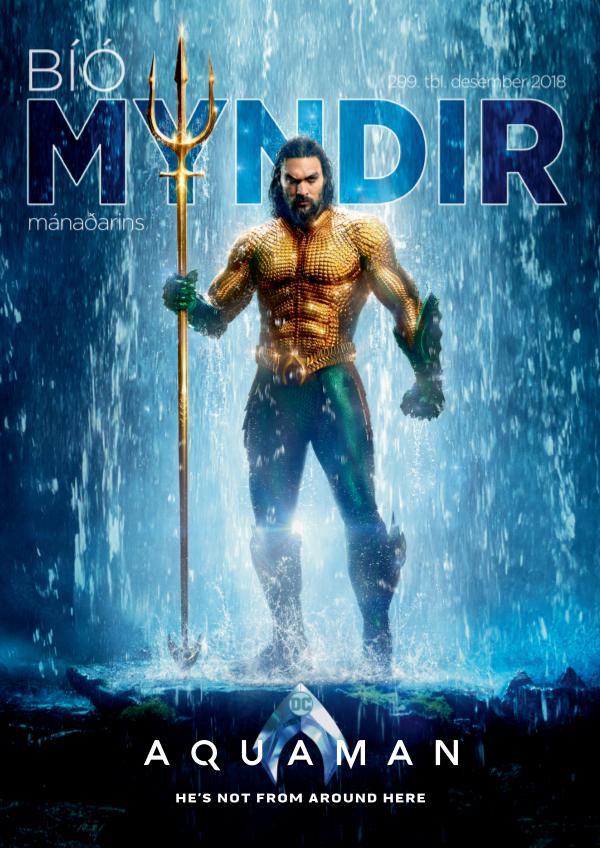 Myndir mánaðarins MM Desember 2018 DVD Vod og tölvuleikir